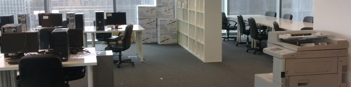 mudanzas Oficinas