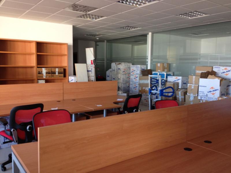 Traslado de oficina